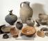 Ensemble de céramiques culinaires de Lugdunum, rue des Farges, fin Ier s. apr. J.-C. (© MCGR)